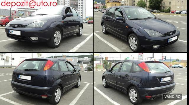 Vand Ford Focus 1.6 Sport