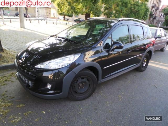 Vand Peugeot 207