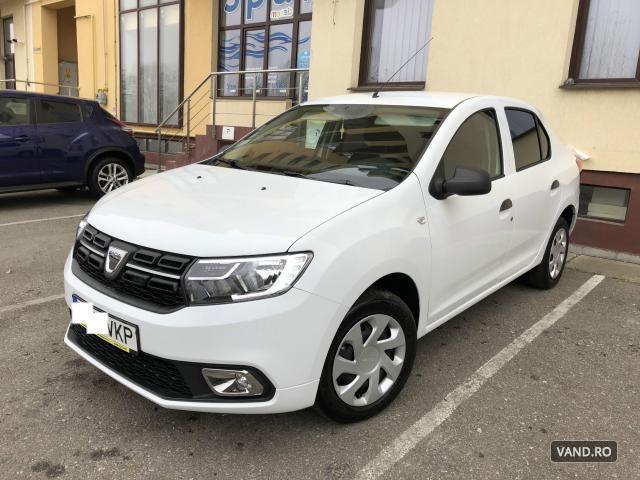 Vand Dacia Logan 2018 Benzina