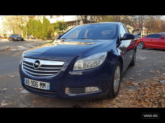 Vand Opel Insignia 2010 Diesel