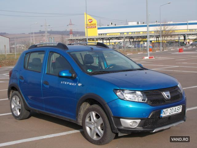 Vand Dacia Sandero 2014 Benzina