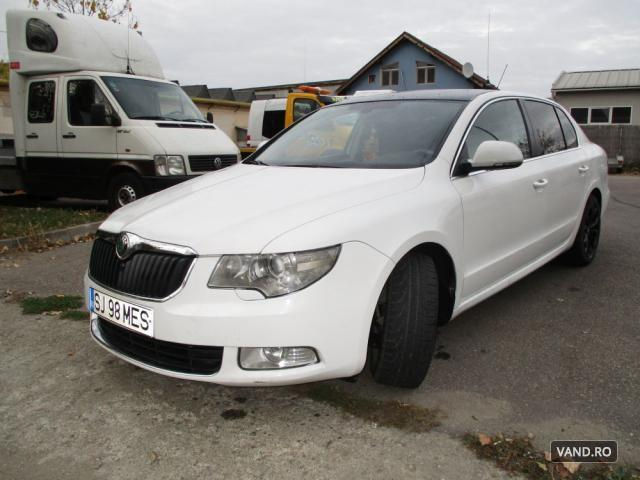 Vand Škoda Superb 2010 Diesel