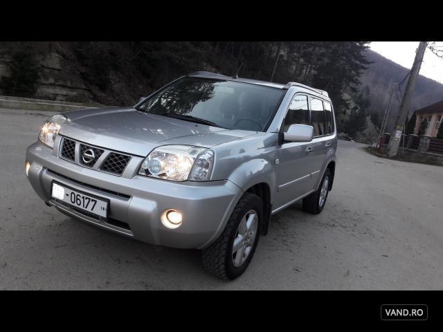 Vand Nissan X-Trail 2004 Diesel