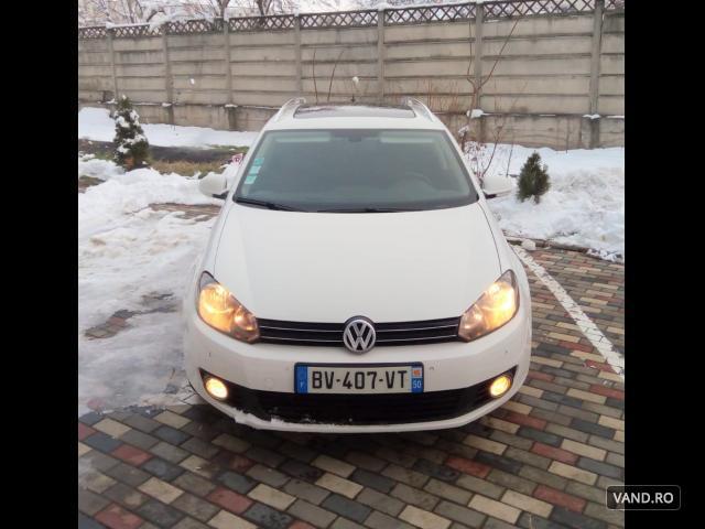 Vand Volkswagen Golf 2012 Diesel