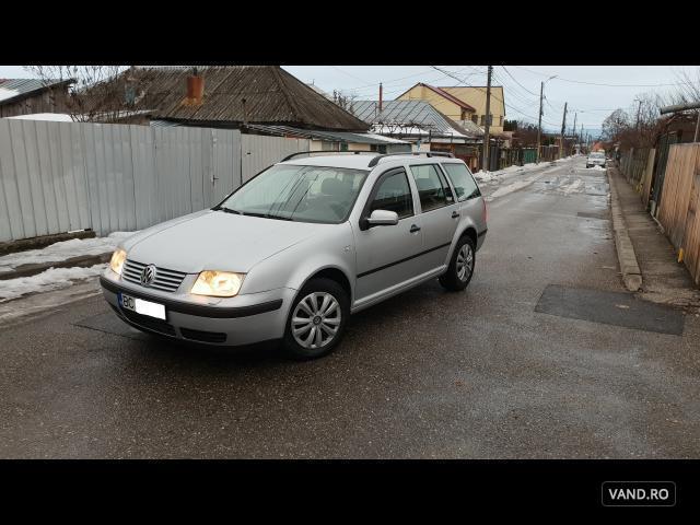 Vand Volkswagen Bora 2003 Benzina