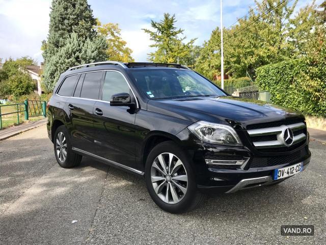 Vand Mercedes-Benz  2015 Diesel