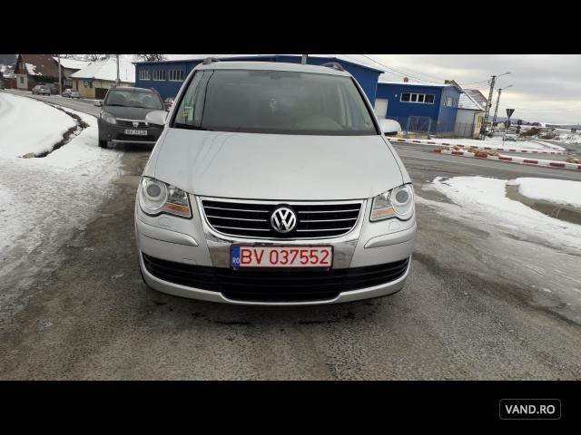 Vand Volkswagen Touran 2009 Diesel