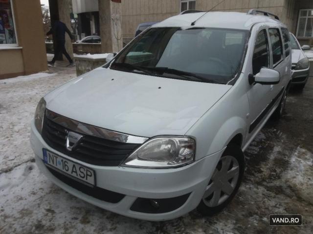 Vand Dacia Logan MCV 2011 Benzina