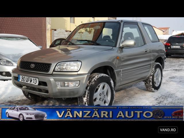 Vand Toyota RAV4 2000 Benzina