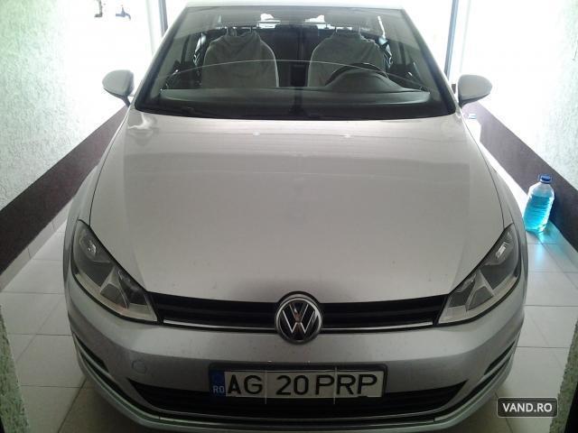 Vand Volkswagen Golf 2015 Diesel