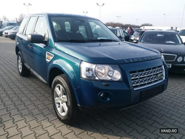 Vand Land Rover Freelander 2008 Diesel
