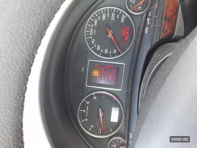 Vand Audi A4 2002 Benzina