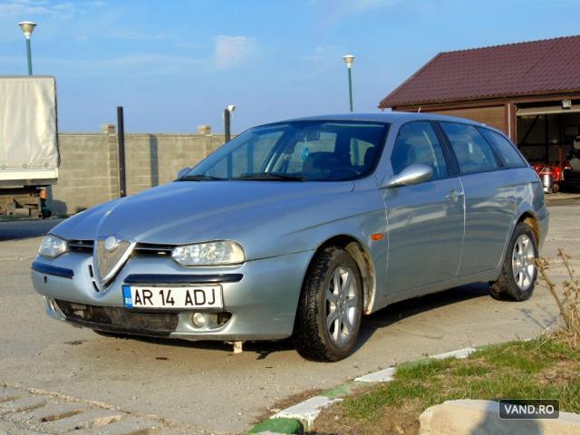 Vand Alfa Romeo 156 2002 Diesel