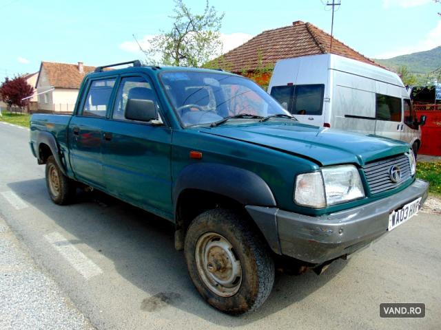 Vand Tata  2003 Diesel