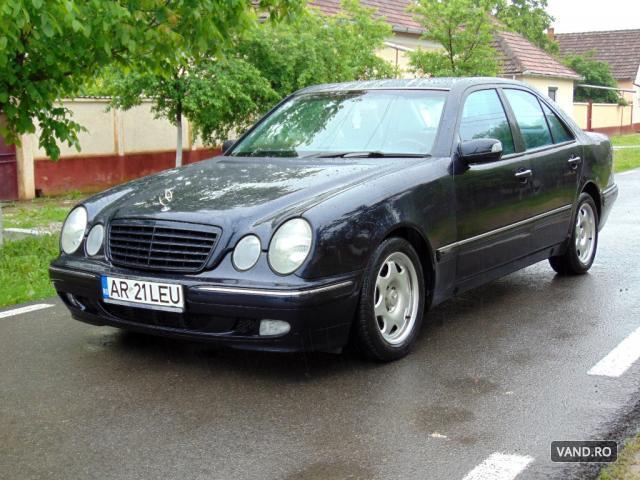 Vand Mercedes-Benz E 200 2001 GPL