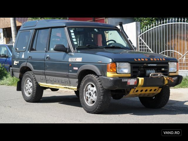 Vand Land Rover Discovery 1996 Diesel
