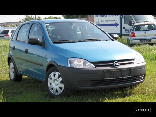 Vand Opel Corsa 2001 Benzina