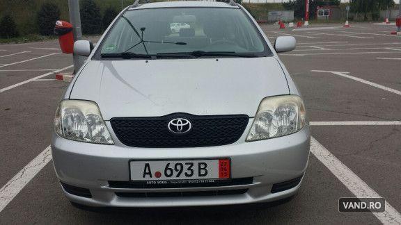 Vand Toyota Corolla 2003 Benzina