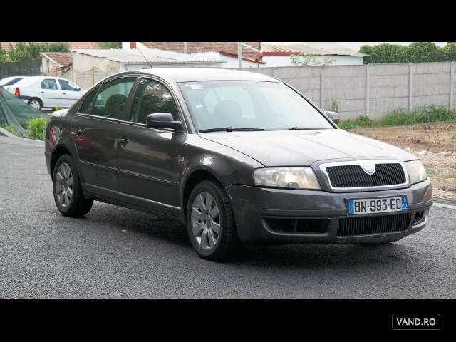 Vand Škoda Superb 2003 Diesel