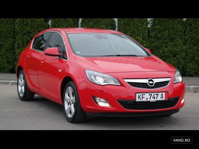 Vand Opel Astra 2010