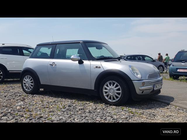 Vand Mini Cooper 2004 Benzina