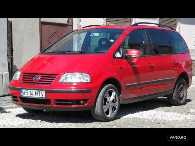 Vand Volkswagen Sharan 2005 Diesel
