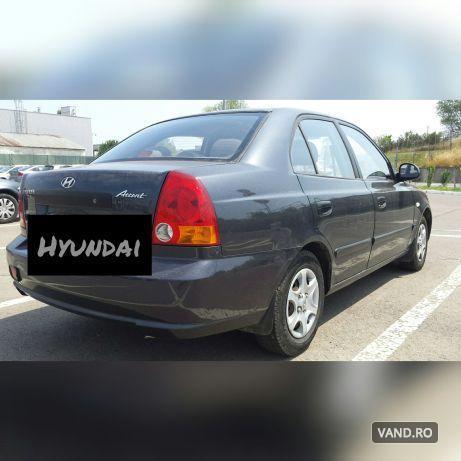Vand Hyundai Accent 2005 Benzina
