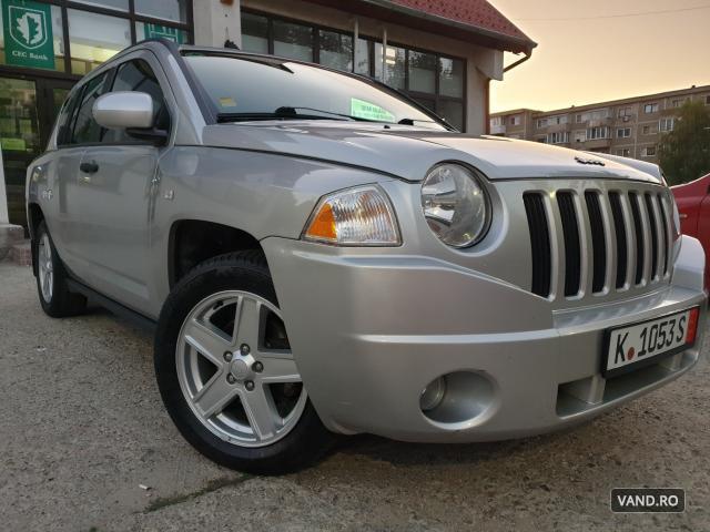 Vand Jeep Compass 2008 Diesel