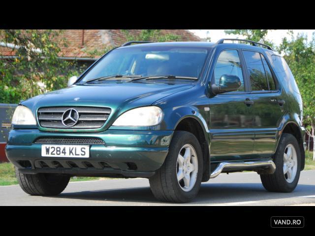 Vand Mercedes-Benz ML 270 2000 Diesel