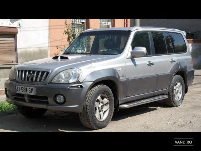 Vand Hyundai Terracan 2005 Diesel