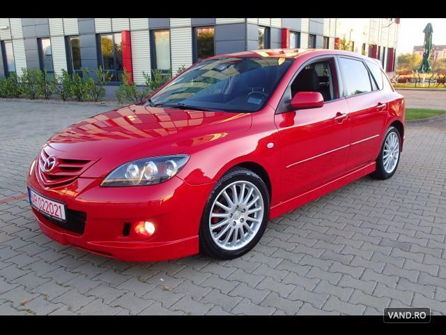 Vand Mazda 3 2004 Benzina