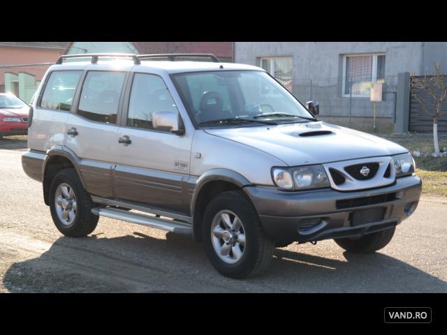 Vand Nissan Terrano 2002 Diesel