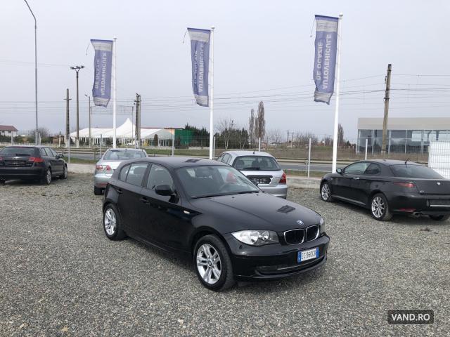 Vand BMW 116 2010 Benzina