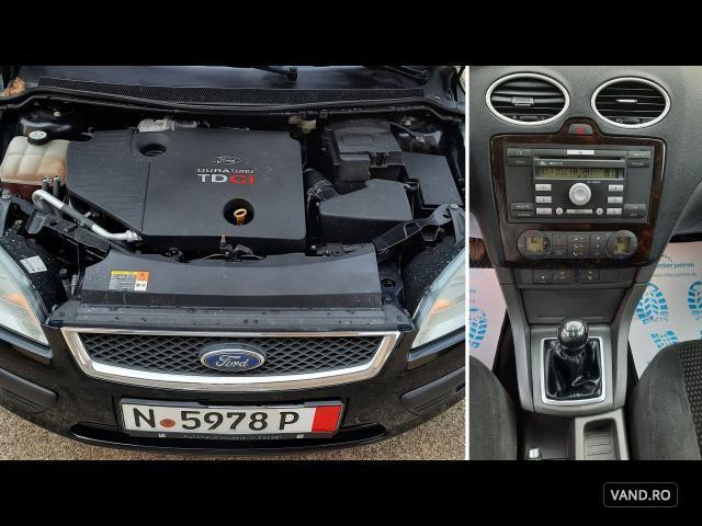 Vand Ford Focus 2006 Diesel