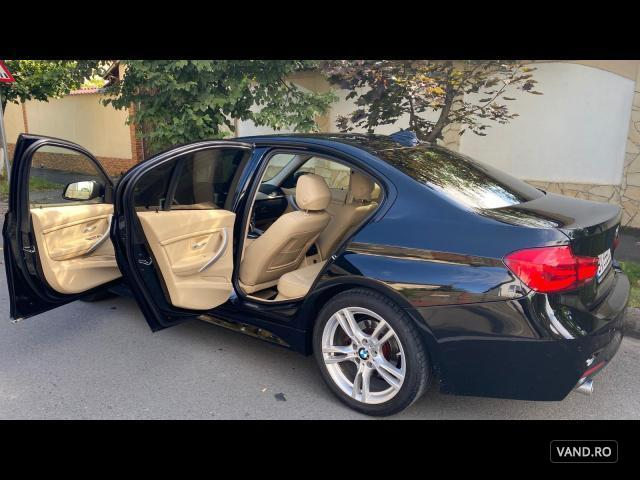 Vand BMW 318 2016 Diesel