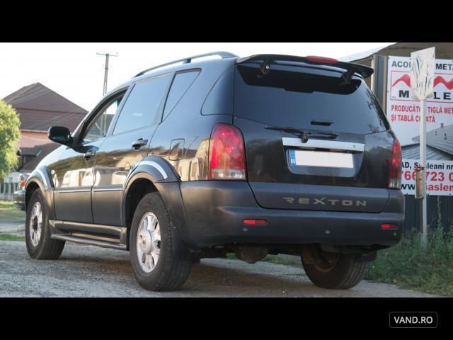 Vand SsangYong Rexton 2006 Diesel