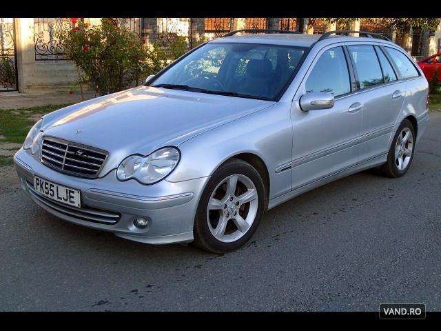 Vand Mercedes-Benz C 200 2005 Diesel