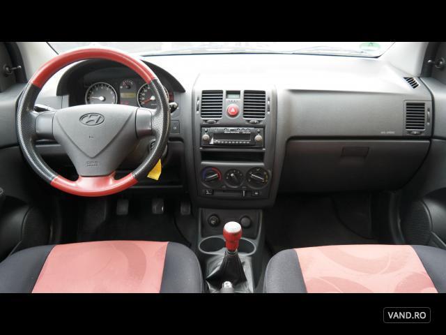 Vand Hyundai Getz 2006 Benzina