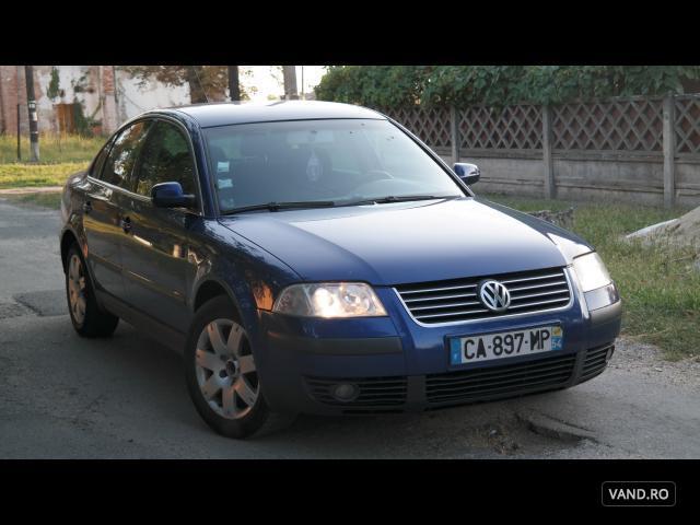 Vand Volkswagen Passat 2003 Diesel