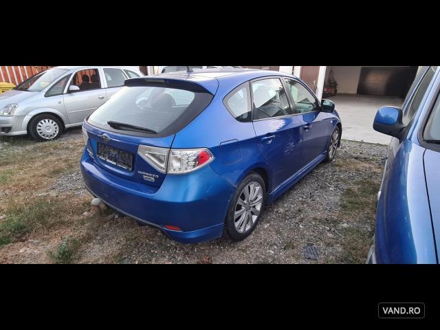 Vand Subaru Impreza 2011 Diesel