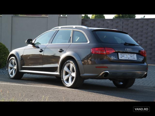Vand Audi A4 2010 Benzina