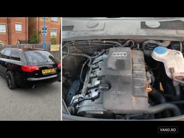 Vand Audi A6 2006 Benzina