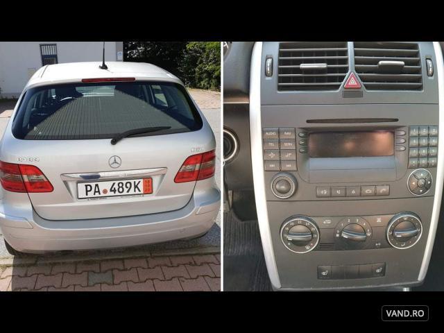 Vand Mercedes-Benz B 180 2007 Diesel