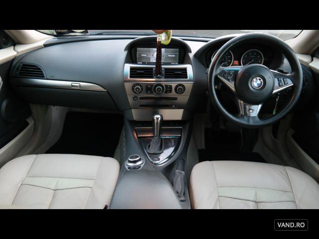 Vand BMW 650 2004 Benzina