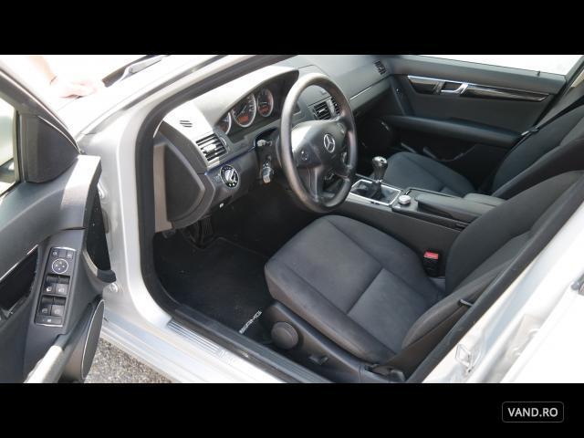 Vand Mercedes-Benz C 200 2008 Diesel