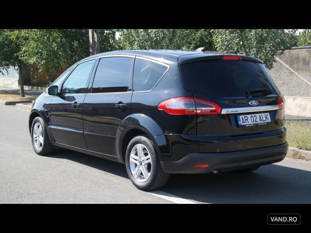 Vand Ford S-MAX 2011 Diesel