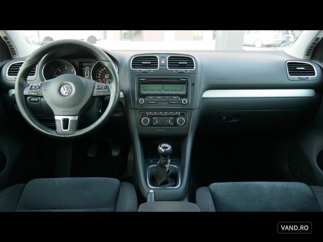 Vand Volkswagen Golf 2009 Diesel