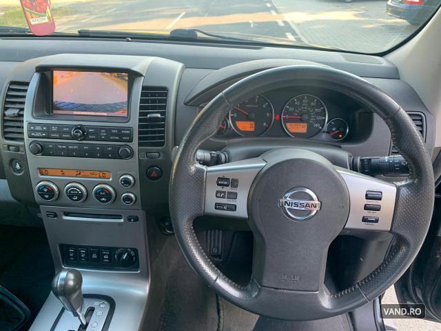 Vand Nissan Pathfinder 2006 Diesel