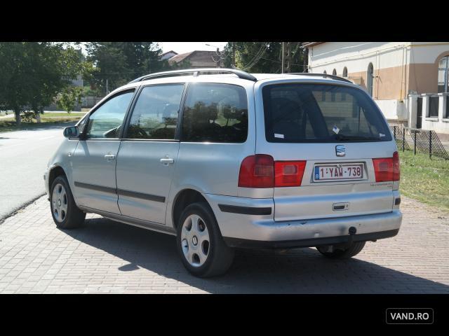 Vand Seat Alhambra 2004 Diesel