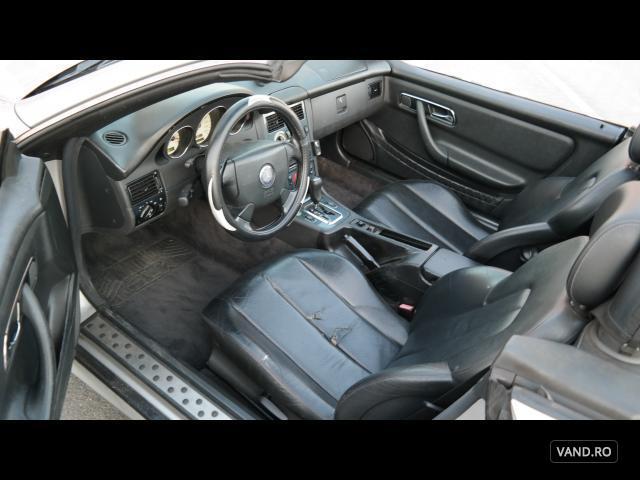 Vand Mercedes-Benz SLK 230 1998 Benzina